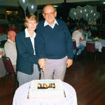 Mum and Dad's surprise 25th wedding anniversary
