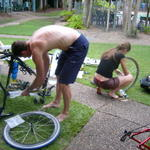 Random triathlon-related pics